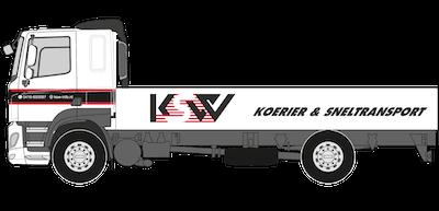 KSW bakwagen open