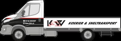 KSW meubelwagen open